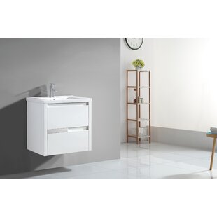 Chiara 31 Single Bathroom Vanity Set by Ove Decors