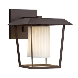 Brayden Studio Darrien 1-Light Outdoor Sconce