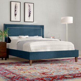 Great choice Eyre Upholstered Platform Bed by Ivy Bronx Reviews (2019) & Buyer's Guide