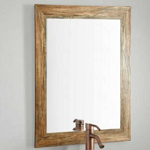 Affordable Barnwood Wall Mirror By Brandt Works LLC