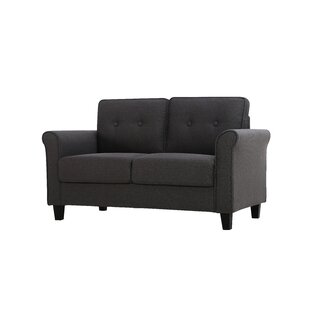 Garfinkel Loveseat by Charlton Home