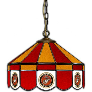 1-Light Pool Table Lights Pendant by ALL AMERICAN LAMPS