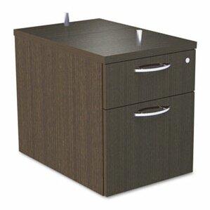Latitude Run Frey Hanging Box 2-Drawer Vertical Filing Cabinet