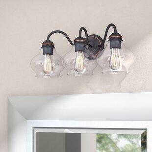 Three Posts Bateson 3-Light Vanity Light