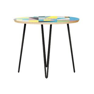 Kings Carriage End Table by Brayden Studio Design