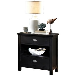 Bargain Pacifica 2 Drawer Nightstand by Fairfax Home Collections