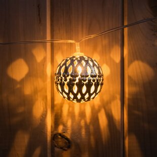 Touch of ECO Solar Novelty String Lights