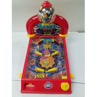 Pinball Gumball Machine by Dubble Bubble