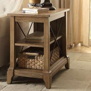 Check Prices Skaggs End Table by August Grove