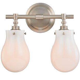 17 Stories Sarita 2-Light LED Vanity Light
