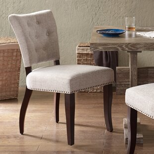 Idabel Upholstered Dining Chair (Set of 2) Laurel Foundry Modern Farmhouse