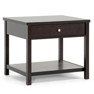 Hooper 1 Drawer Nightstand