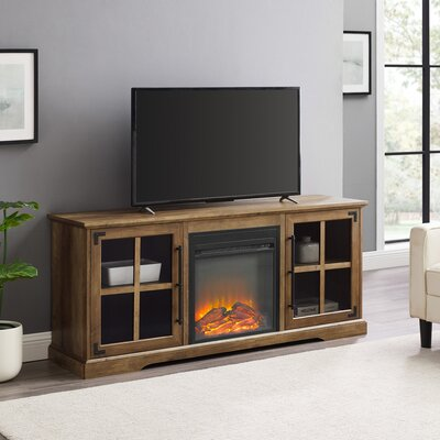 65 Inch Fireplace Tv Stands Amp Entertainment Centers You Ll
