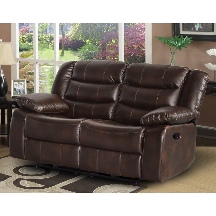 Astonishing Trista Reclining Loveseat Ocoug Best Dining Table And Chair Ideas Images Ocougorg