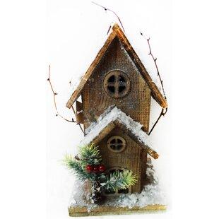 Alpine Christmas Wooden 12