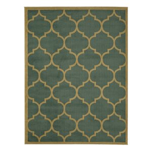 Standridge Sage Green Area Rug