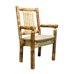 Tustin Arm Chair by Loon Peak