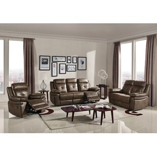 Sang 3 Reclining Piece Living Room Set by Latitude Run