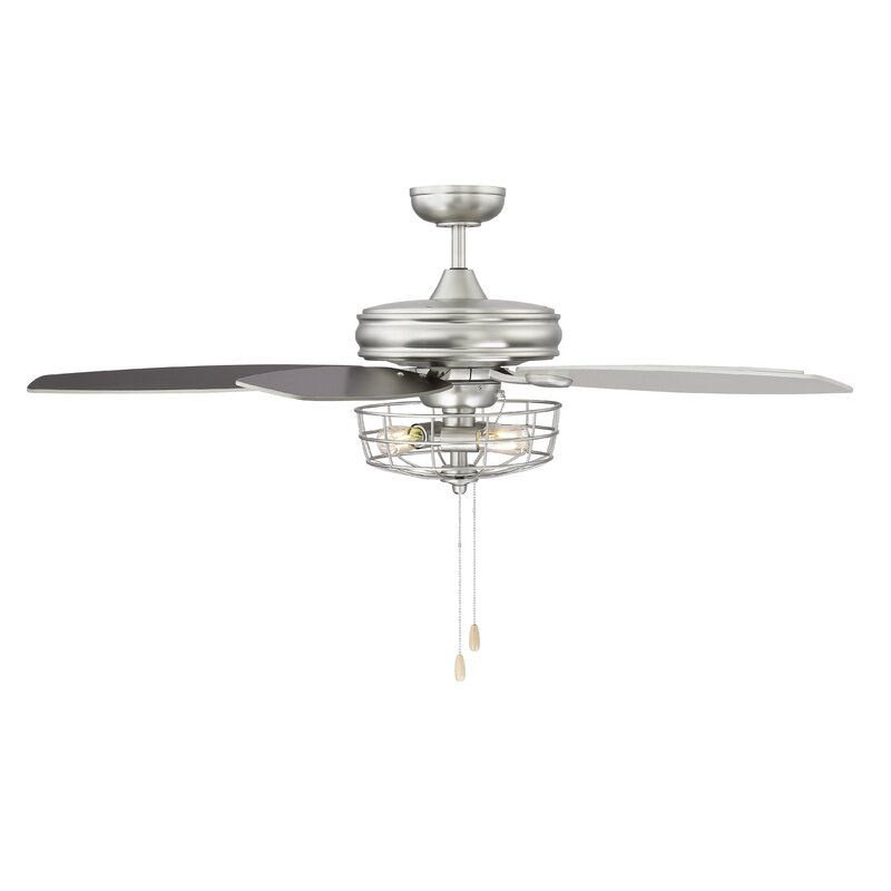 52 kyla 5 blade ceiling fan reviews birch lane 52 kyla 5 blade ceiling fan aloadofball Images