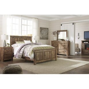 Loon Peak Frye Panel Configurable Bedroom Set