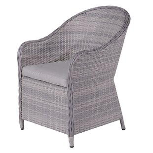 Fosteau Chair With Cushion By Sol 72 Outdoor
