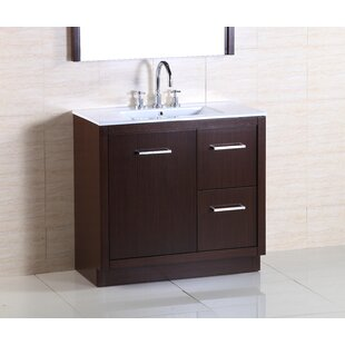 36 inch  Single Sink Vanity Set