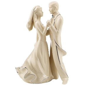 Wedding Promises First Dance Cake Topper