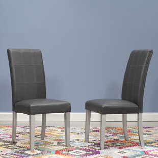 Best Appleby Upholstered Dining Chair (Set of 2) (Set of 2) by Ebern Designs Reviews (2019) & Buyer's Guide