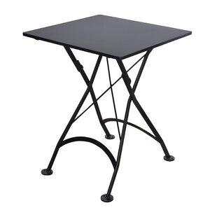 Furniture Designhouse European Café Folding Bistro Table
