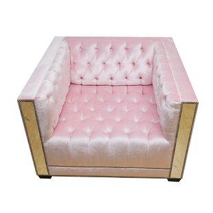 Getty Tufted Armchair by Decenni