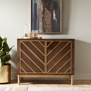 Thame Cocktail Accent Cabinet