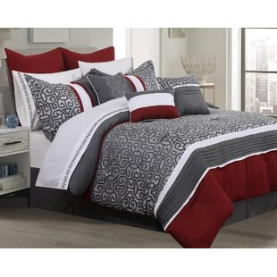 Coppage Reversible Comforter Set