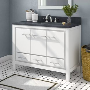 Liverman 43 inch  Single Bathroom Vanity Set