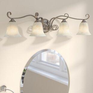 Fleur De Lis Living Patricia 4-Light Vanity Light