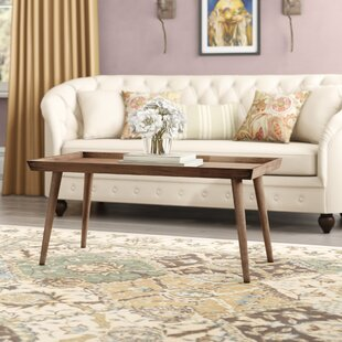 Compare Price Imboden Coffee Table With Tray Top