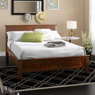 Spicer Twin Platform Bed by Ebern Designs Modern