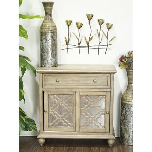 Affordable Juliette 1 Drawer Accent Cabinet By One Allium Way