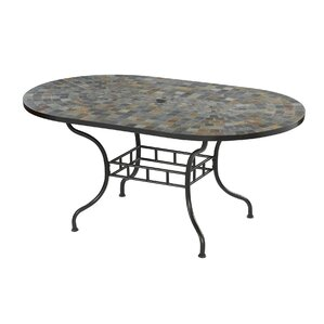 Sequoyah Oval Dining Table