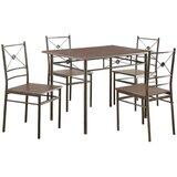 5 Piece Dining Set by Ebern Designs