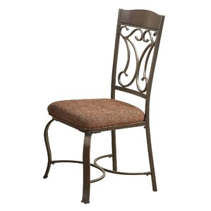 Vickie Side Chair (Set of 2) by Fleur De Lis Living