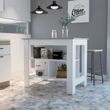 Lockard Kitchen Island by Ebern Designs