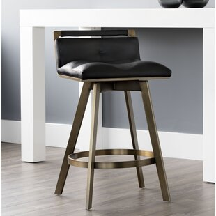 Ikon Arizona 26 Swivel Bar Stool Sunpan Modern