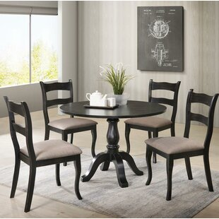 Ellerkamp 5 Piece Dining Set Gracie Oaks