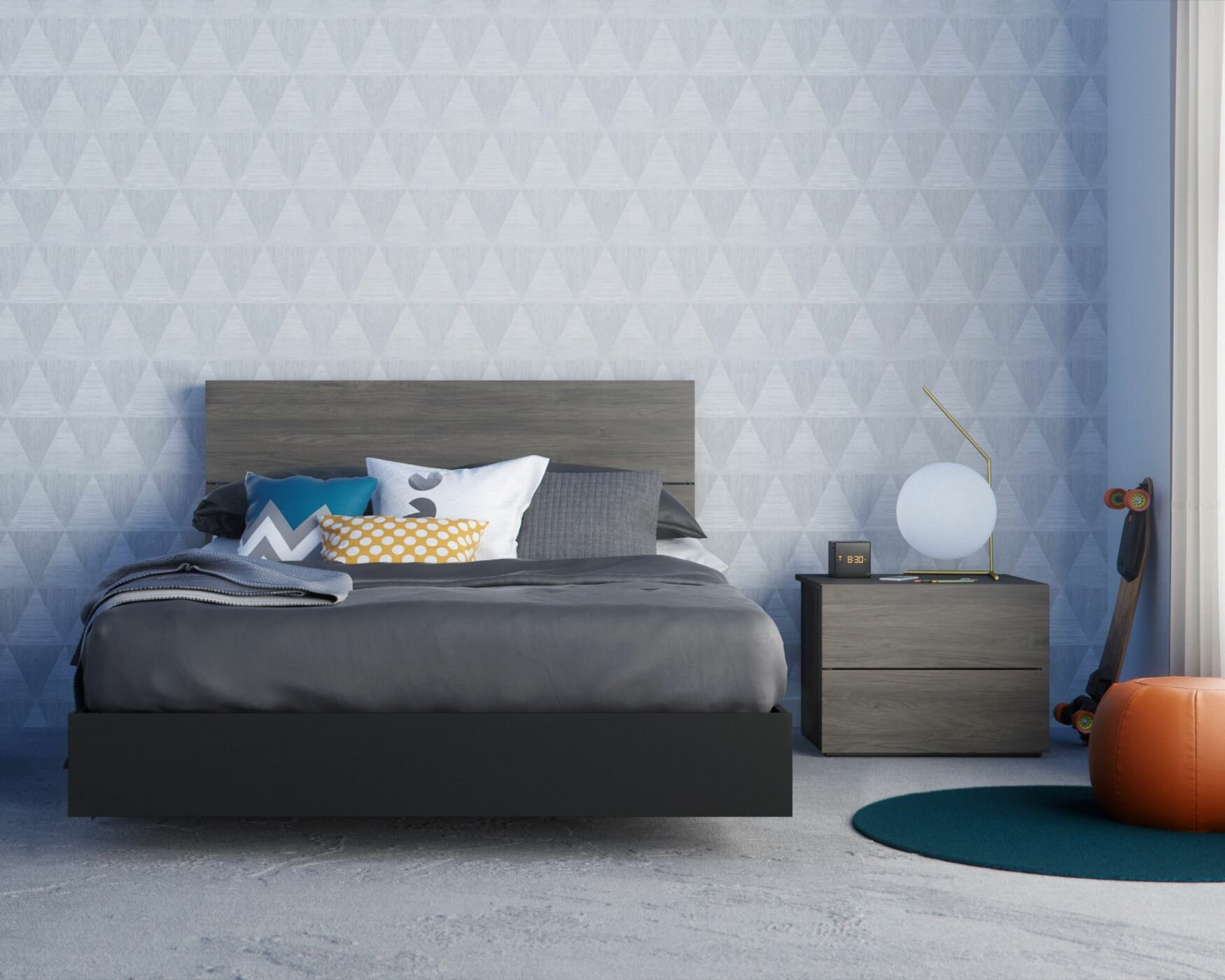 Ozdemir 11 Piece Bedroom Set