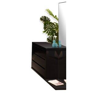 Sharelle Furnishings Victoria 3 Drawer Dresser