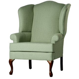 Alanya Wingback Chair by Canora Grey SKU:DC661424 Order