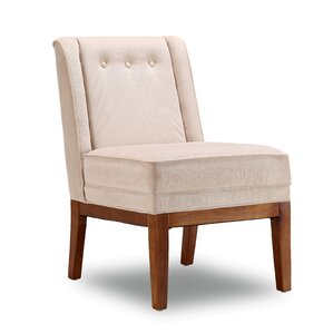 Velvet Parsons Chair by Latitude Run