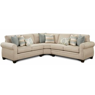 Chancey Sectional by Highland Dunes Discount