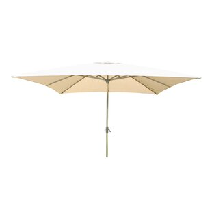 Amaryllis 3.5m Square Traditional Parasol By Freeport Park
