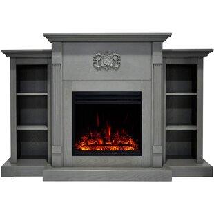 Alcott Hill Sanoma Electric Fireplace